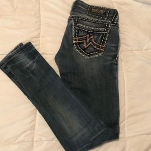 Miss Me Signature Select Skinny Jeans